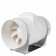 Ventilator ELICENT AXM 200 de Tubulatura, Debit de aer 910 mc/h, Fabricatie Italia, Garantie 3 ani