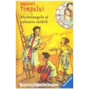 Detectivii timpului 10 Michelangelo si culoarea otravii - Fabian Lenk