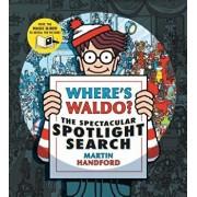Where's Waldo? the Spectacular Spotlight Search, Hardcover/Martin Handford