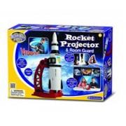 Proiector Racheta Brainstorm Rocket