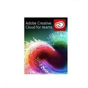 Software, Adobe Creative Cloud for teams, 1 user, 1 year (65297754BA01A12)