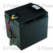 2-Power VRLA UPS Batteri 12v (RBC7)