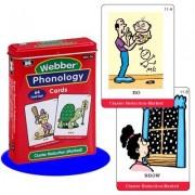 "Webber Illustrated Phonology ""Cluster Reduction (Marked)"" Minimal Pair Card Deck - Super Duper Educa"