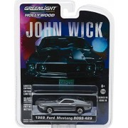 Greenlight 1:64 Hollywood Series 18 1969 Ford Mustang BOSS 429 John Wick