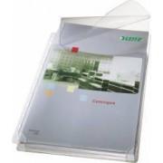 Folie protectie LEITZ Jumbo cu clapa A4 170 microni 5buc-set
