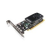 Lenovo Workstation ThinkStation Nvidia Quadro P600 2GB GDDR5 Mini DP * 4 Graphics Card with HP Bracket