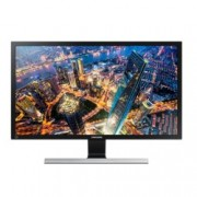 "Монитор Samsung U28E570DS, 28"" (71.12 cm) TN панел, Ultra HD, 1ms, 5 000 000:1, 370cd/m2, Display Port, HDMI"