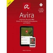 Antivirus, Avira Antivirus Security Pro for Android, 1 year, 1 User, 3 Devices