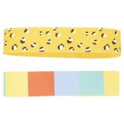 HEMA Elastiek Voor Lunchbox - 2 Stuks (multicolor)