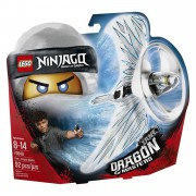 LEGO Ninjago drakenmeester Zane 70648