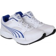 AMG Aero Performance Shoes Casuals For Men(White, Blue)