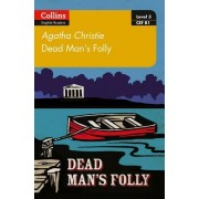 Collins Agatha Christie ELT Readers - Dead Man's Folly: B1