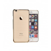 Astrum MC110 Transparent iPhone 6/6S UV Case Gold