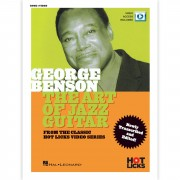 Hotlicks Videos George Benson: The Art Of Jazz Guitar