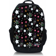 Laptop rugzak 15.6 inch kleurige bloemetjes - Sleevy