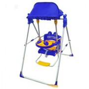 Oh Baby Baby (BLUE) IRON PIPE HUD Swing For Your Kids SE-SJ-36