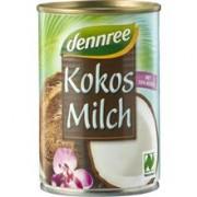 Lapte de Cocos 70% Bio 400 mililitri Dennree