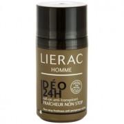 Lierac Homme antitranspirante para homens 50 ml