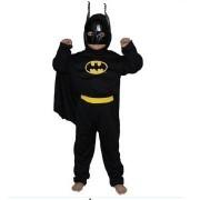Betmen kostim sa mišićima za male super heroje