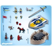 Playmobil Knights Along Take