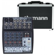 Behringer Xenyx 802 Case Bundle