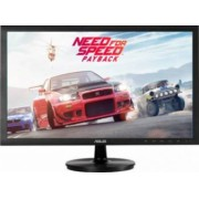 Monitor LED 23.6 ASUS VS247NR Full HD DVI/VGA Negru