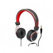 Casti stereo Sbs Dj Red studio mix cu fir si microfon