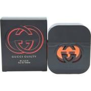 Gucci guilty black pour femme eau de toilette 50ml spray