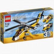 Lego Creator yellow racers 31023