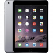 APPLE iPAD MINI 3 16GB SPACE GREY WI-FI + CELLULAR DISPLAY RETINA RICONDIZIONATO GRADE A+++ CON SCATOLA ORIGINALE