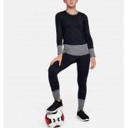 Under Armour Girls' ColdGear® Leggings Black YXL