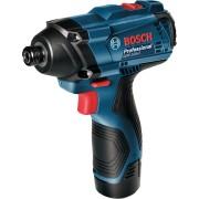 Akumulatorski udarni odvrtač Bosch GDR 120-LI; 2x1,5Ah 12v u koferu (06019F0001)