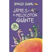 James y El Melocotan Gigante / James and the Giant Peach: Coleccian Dahl, Paperback/Roald Dahl