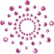 Copricapezzoli adesivi Bijoux Indiscrets Mimi Rosa