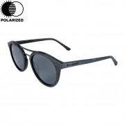 Horsefeathers Sluneční brýle Horsefeathers Nomad brushed black