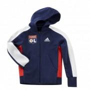 adidas Sweat-shirt à capuche Junior adidas Athletics Club - 5-6A OL - Foot Lyon