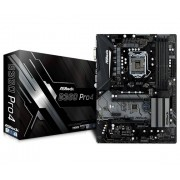 ASRock B360 Pro4 LGA 1151 (Presa H4) Intel® B360 ATX