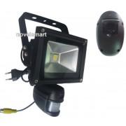 PIR kamera s lampou