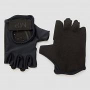 Myprotein Men's Weightlifting Gloves - L - Black