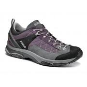 Asolo: Pipe GV ML - dámské boty Barva: grey/purple, Velikost: 5.5