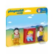 1.2.3 Parinti Cu Copilas Playmobil