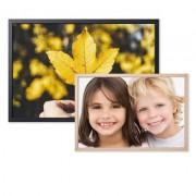 smartphoto Bilderrahmen schwarz 60 x 90 cm