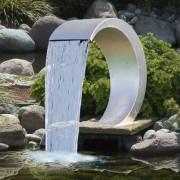Ubbink Mamba vattenfall rostfritt stål