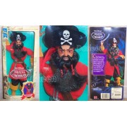 Disney Exclusive Pirates Of The Caribbean The Pirate Captain Doll