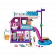 Polly Pocket Casa de Vacaciones ghy65