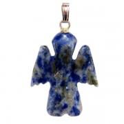 Lápisz lazuli angyal medál (3A)