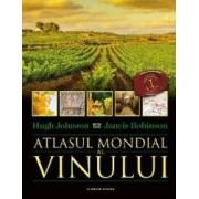 Atlasul mondial al vinului - Hugh Johnson Jancis Robinson