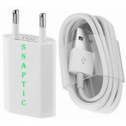 Snaptic USB Travel Charger for Intex Aqua Wing
