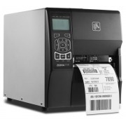 Zebra ZT-230 203dpi Direct Thermal or Thermal Transfer Label Printer with LCD, USB, Serial, Ethernet