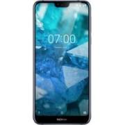 Telefon mobil Nokia 7.1 64GB Dual SIM 4G Gloss Midnight Blue